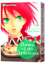 Image: Dawn of the Arcana Vol. 01 SC  - Viz Media LLC