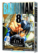 Image: Bakuman Vol. 08 SC  - Viz Media LLC