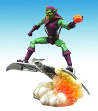 Image: Marvel Select Action Figure: Green Goblin  -