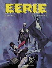 Image: Eerie Archives Vol. 12 HC  - Dark Horse Comics