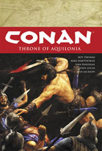 Image: Conan Vol. 12: Throne of Aquilonia SC  - Dark Horse Comics