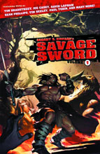 Image: Robert E. Howard's Savage Sword Vol. 01 SC  - Dark Horse Comics