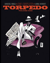 Image: Complete Torpedo Vol. 01 SC  - IDW Publishing