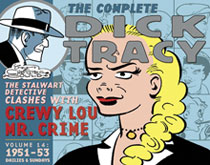 Image: Complete Chester Gould's Dick Tracy Vol. 14: 1951-1953 HC  - IDW Publishing
