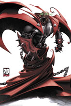 Image: Spawn 20th Anniversary Poster #4  - Image Comics