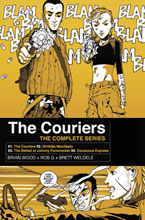 Image: Couriers: The Complete Series SC  - Image Comics