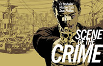 Image: Scene of the Crime HC  (deluxe edition) - Image Comics