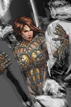 Image: Witchblade: Rebirth Vol. 02 SC  - Image Comics-Top Cow