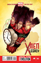 Image: X-Men: Legacy #2 - Marvel Comics