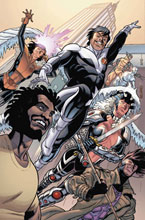 Image: Astonishing X-Men Annual #1 - Marvel Comics
