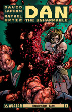 Image: Dan the Unharmable #7 - Avatar Press Inc
