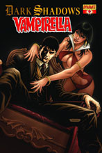 Image: Dark Shadows / Vampirella #4 - D. E./Dynamite Entertainment