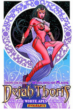 Image: Dejah Thoris & the White Apes of Mars Vol. 01 SC  - D. E./Dynamite Entertainment