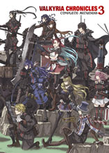 Image: Valkyria Chronicles Vol. 03: Complete Artworks SC  - Udon Entertainment Corp