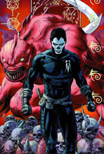 Image: Shadowman #1 (Zircher cover) - Valiant Entertainment LLC