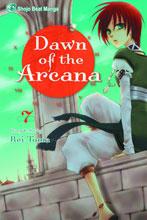 Image: Dawn of the Arcana Vol. 07 SC  - Viz Media LLC