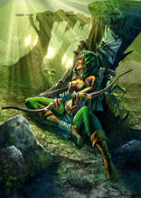 Image: Grimm Fairy Tales Presents Robyn Hood #3 (cover B: Cafaro) - Zenescope Entertainment Inc