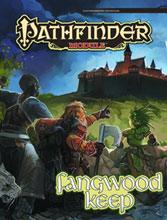 Image: Pathfinder Module: Fangwood Keep  - Paizo Publishing Llc