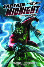 Image: Captain Midnight Vol. 01: On the Run SC  - Dark Horse Comics