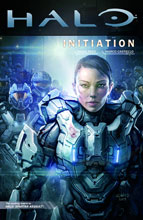 Image: Halo: Initiation HC  - Dark Horse Comics