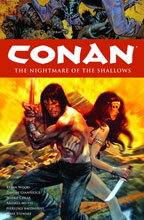 Image: Conan: The Nightmare of the Shallows HC  - Dark Horse Comics
