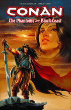 Image: Conan: The Phantoms of the Black Coast SC  - Dark Horse Comics