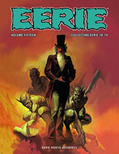 Image: Eerie Archives Vol. 15 HC  - Dark Horse Comics