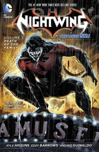 Image: Nightwing Vol. 03: Death of the Family SC  (N52) - DC Comics