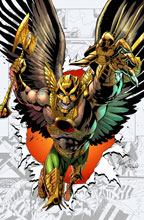 Image: Savage Hawkman Vol. 02: Wanted SC  (N52) - DC Comics