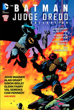 Image: Batman / Judge Dredd Collection SC  - DC Comics