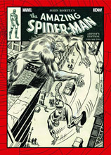 Image: John Romita's Amazing Spider-Man Artist Edition Vol. 02 HC  - IDW Publishing