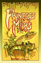 Image: Princess of Mars Illustrated by Michael Wm Kaluta HC  - IDW Publishing