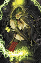 Image: Aphrodite IX: Rebirth Vol. 01 SC  - Image Comics - Top Cow