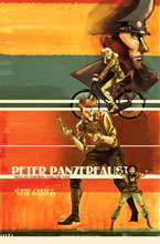 Image: Peter Panzerfaust Deluxe Edition Vol. 01 HC  - Image Comics