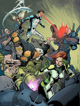 Image: All-New X-Men #19 - Marvel Comics