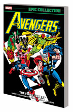 Image: Avengers Epic Collection: The Final Threat SC  - Marvel Comics