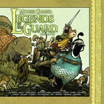 Image: Mouse Guard: Legends of the Guard Vol. 02 HC  - Archaia Entertainment LLC