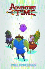Image: Adventure Time: Pixel Princesses SC  - Boom! Studios
