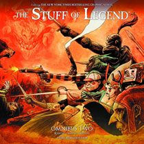 Image: Stuff of Legend Omnibus Vol. 02 HC  - Th3rd World Studios