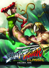 Image: Street Fighter Classic Vol. 02: Cannon Strike HC  - Udon Entertainment Corp
