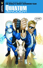 Image: Quantum & Woody: The World's Worst Superhero Team SC  - Valiant Entertainment LLC