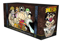Image: One Piece Box Set: East Blue & Baroque Works Box Set Vol. 01  - Viz Media LLC