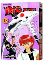 Image: Rin-Ne Vol. 13 SC  - Viz Media LLC
