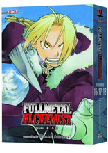 Image: Fullmetal Alchemist  (3-in-1 edition) Vol. 06 SC - Viz Media LLC