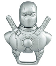 Image: Marvel: Deadpool Metal Bottle Opener  -