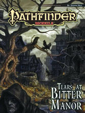 Image: Pathfinder Module: Tears at Bitter Manor SC  -