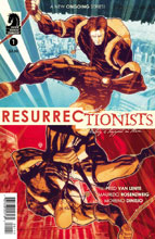Image: Resurrectionists #1 - Dark Horse Comics