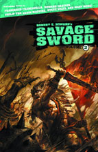 Image: Robert E. Howard's Savage Sword Vol. 02 SC  - Dark Horse Comics