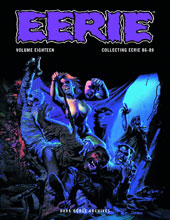Image: Eerie Archives Vol. 18 HC  - Dark Horse Comics