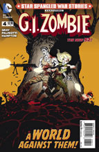 Image: Star Spangled War Stories: G.I. Zombie #4 - DC Comics